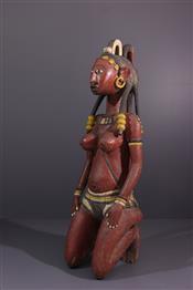 Statue Baga