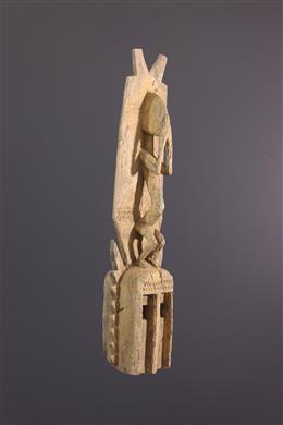 Art africain - Masque cimier Dogon