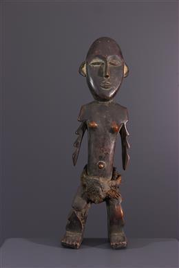 Statuette Boa - Art africain