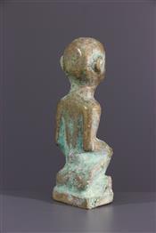 bronze africainStatuette Kongo