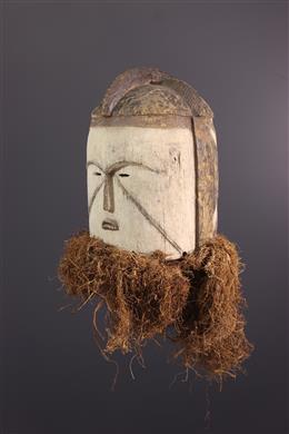 Masque heaume Fang Ngontang