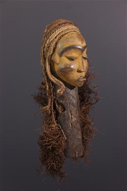 Art africain - Masque Pende Muyombo