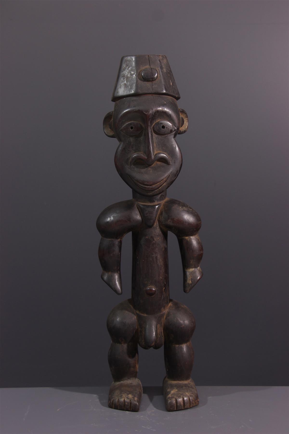 Statue Zande - Art africain
