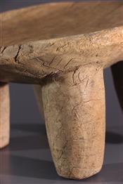Tabourets, chaises, trônesTabouret Lobi