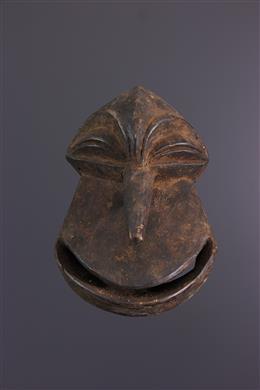 Art africain - Masque Soko mutu Hemba - Congo RDC