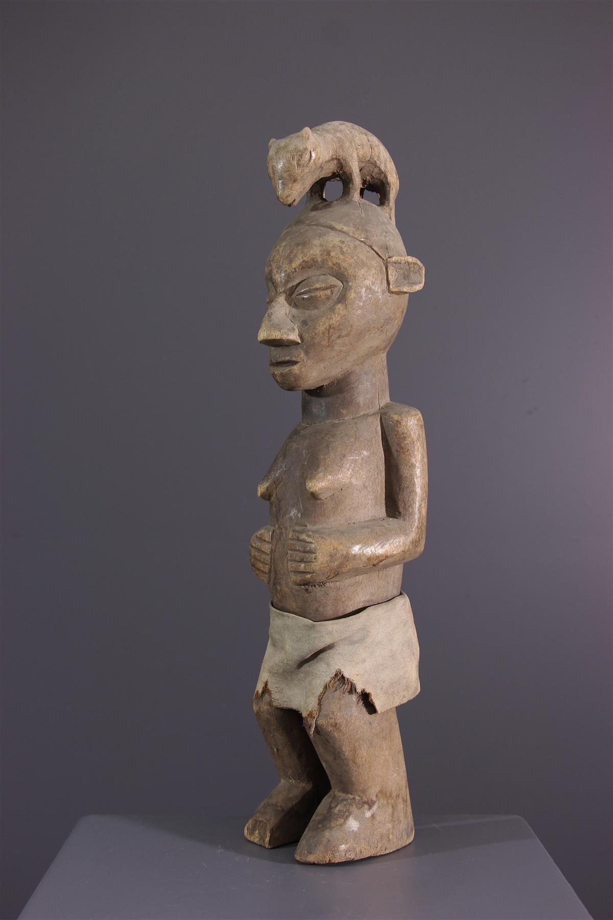 Statuette Holo - Art africain