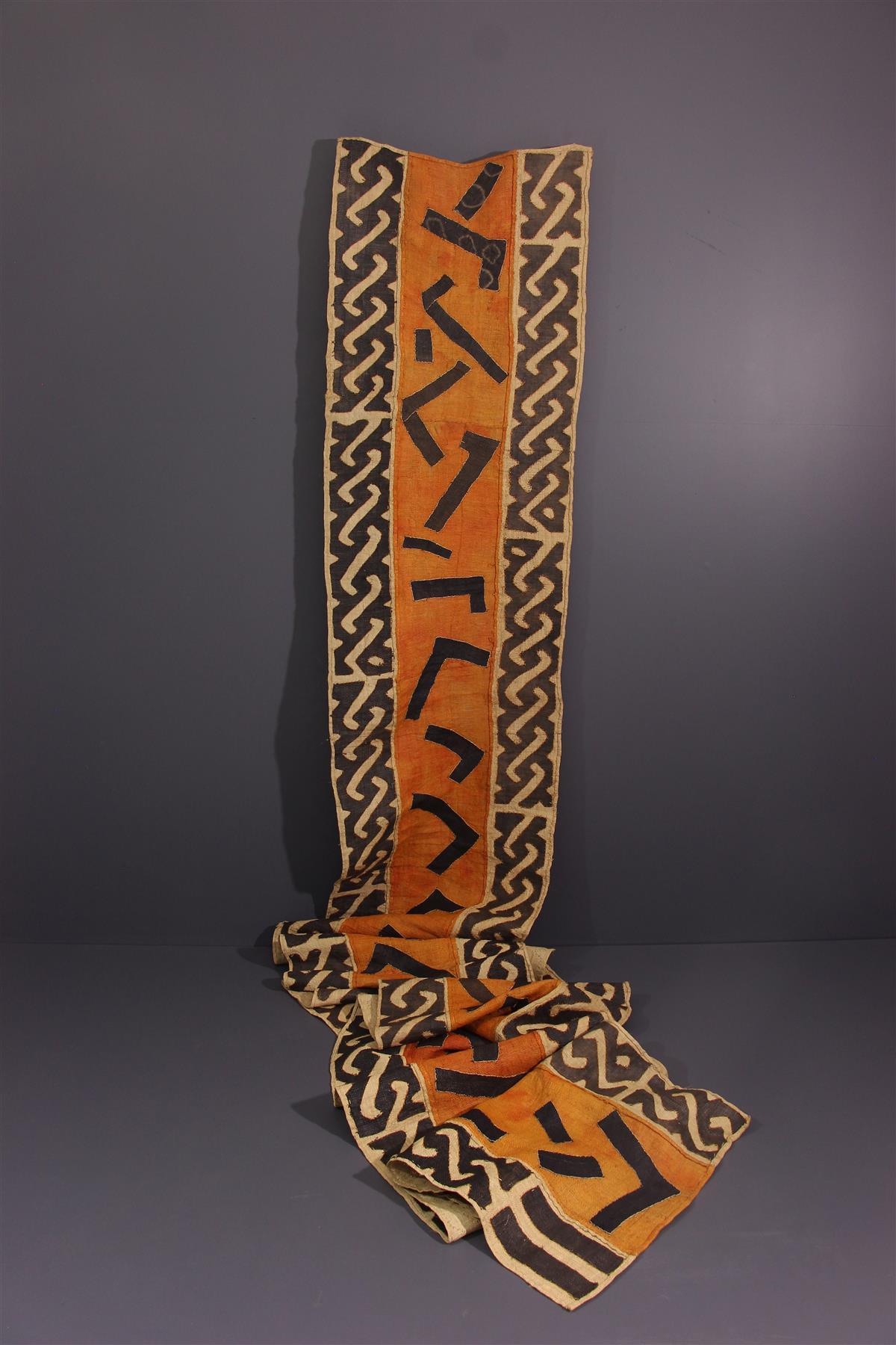 Pagne Nshak - Art africain