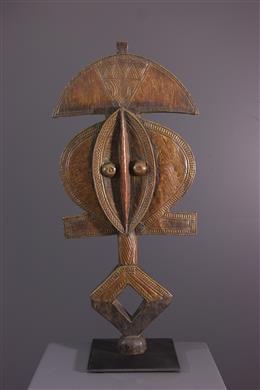 Art africain - Figure de reliquaire Kota