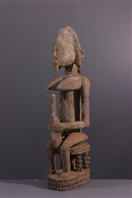Art africain - Statue Dogon Bombou- toro