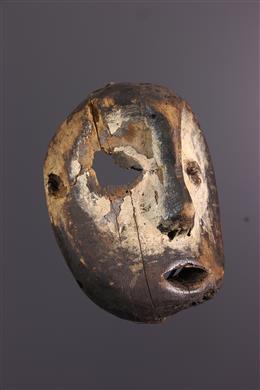 Art africain - Masque Lega du Bwami