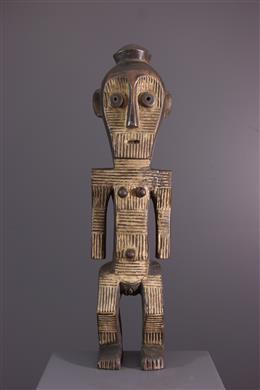 Statue d initiation - Metoko - Congo RDC
