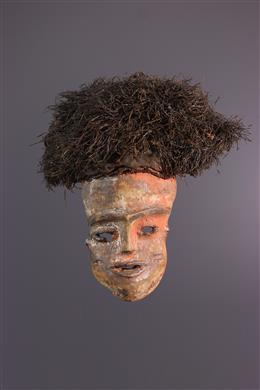 Art africain - Masque Pende Mbaangu