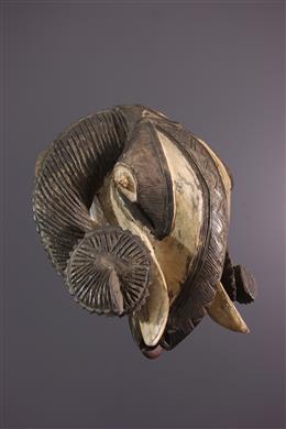 Masque bélier Baoule