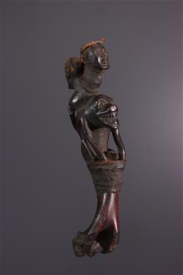 Art africain - Insigne Kongo Ntafu malwangu