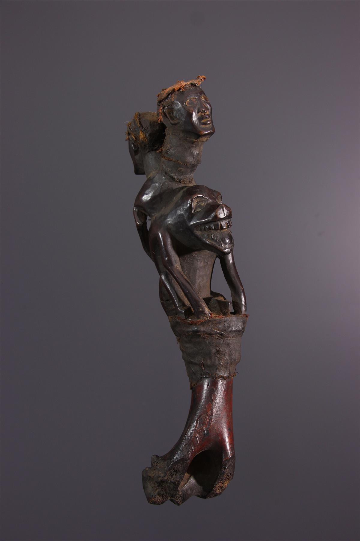 Insigne Kongo - Art africain