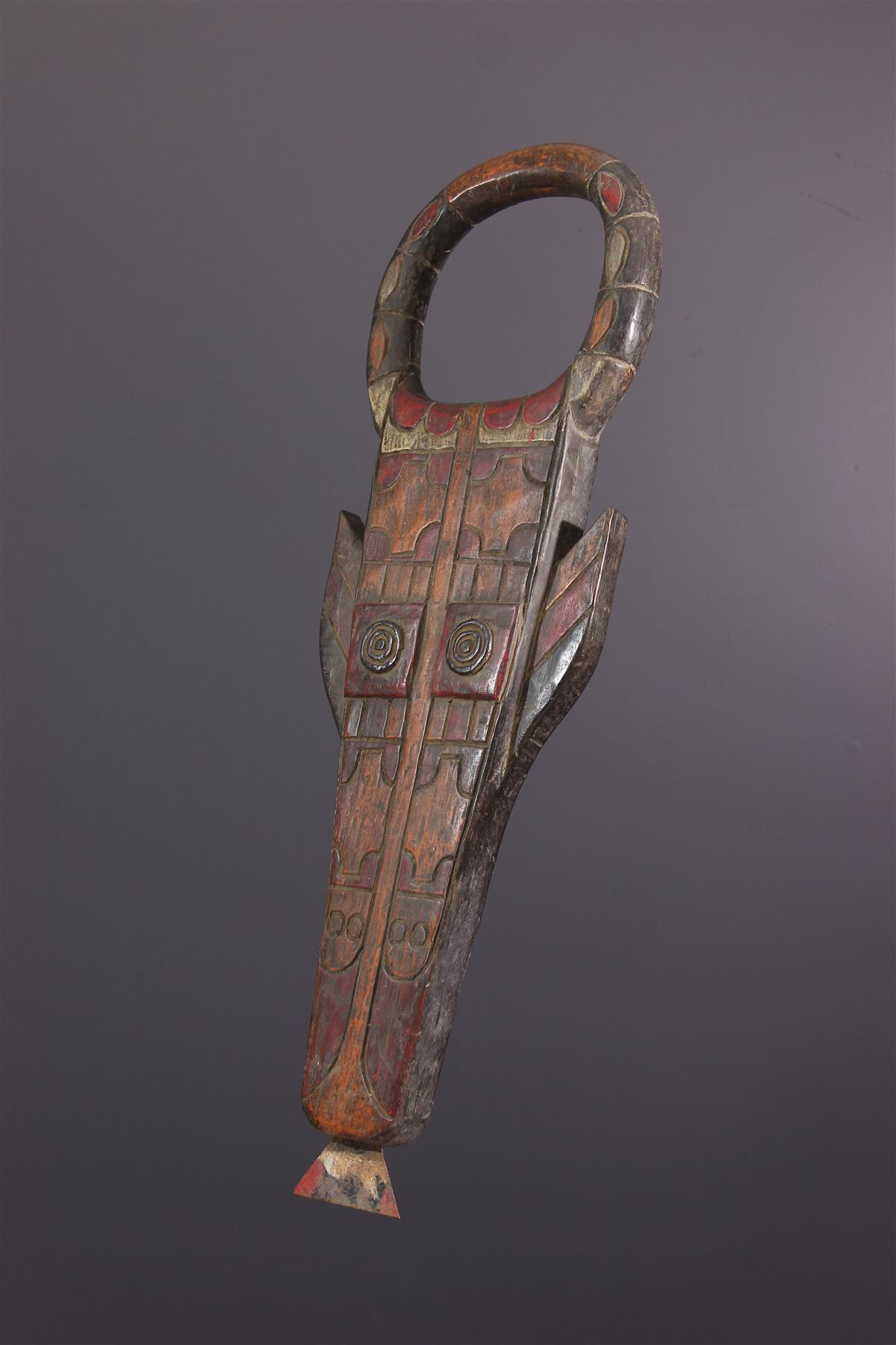 Masque Douala - Art africain
