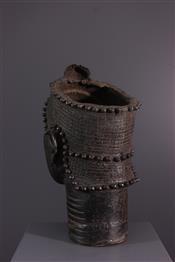 bronze africainTête Yoruba