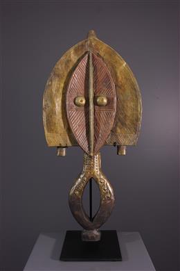Figure de reliquaire Kota Shamaye