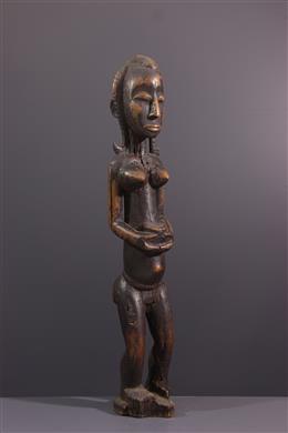 Statue féminine Bambara Jonyeleni