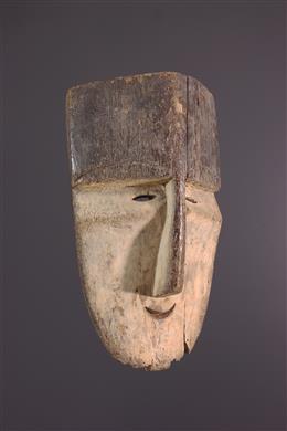 Art africain - Masque Aduma Mbudi