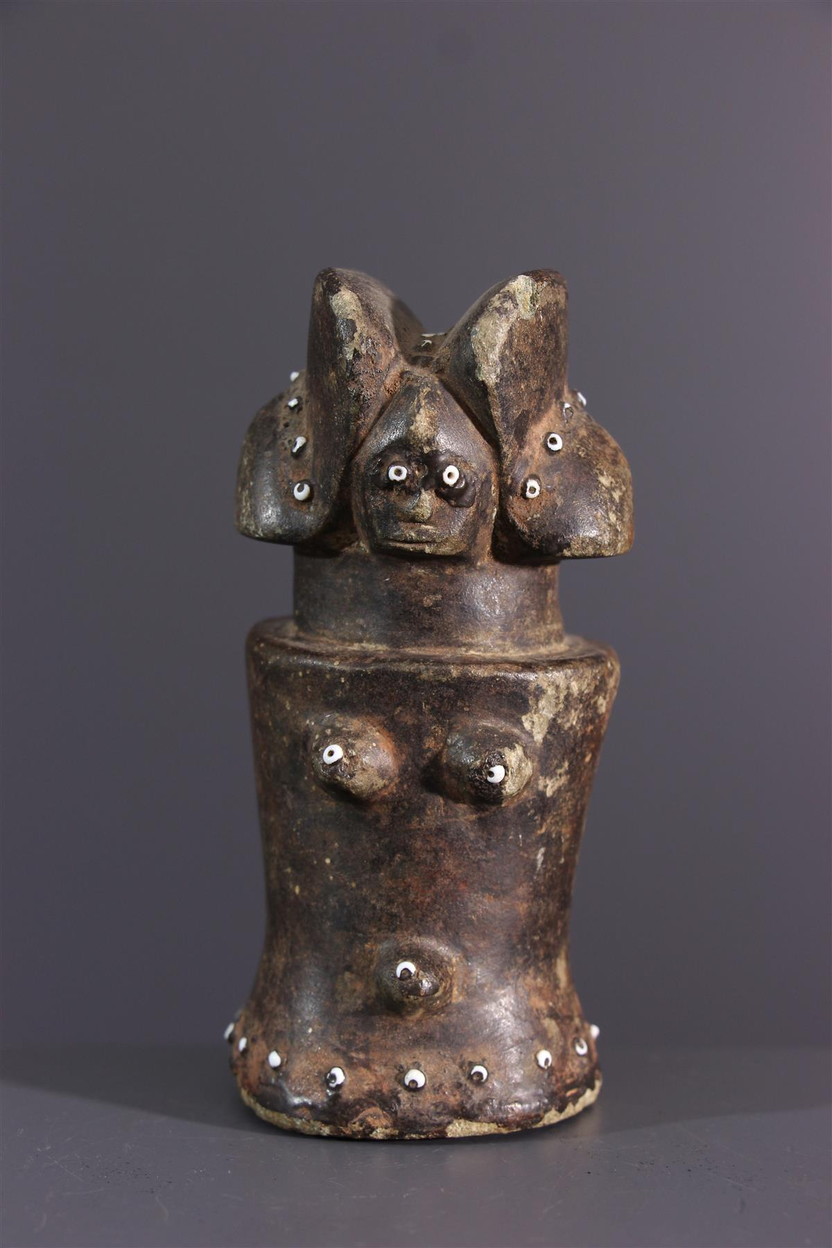 statue Zamaro - Art africain