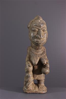 Art africain - Statue Sapi Nomoli en pierre