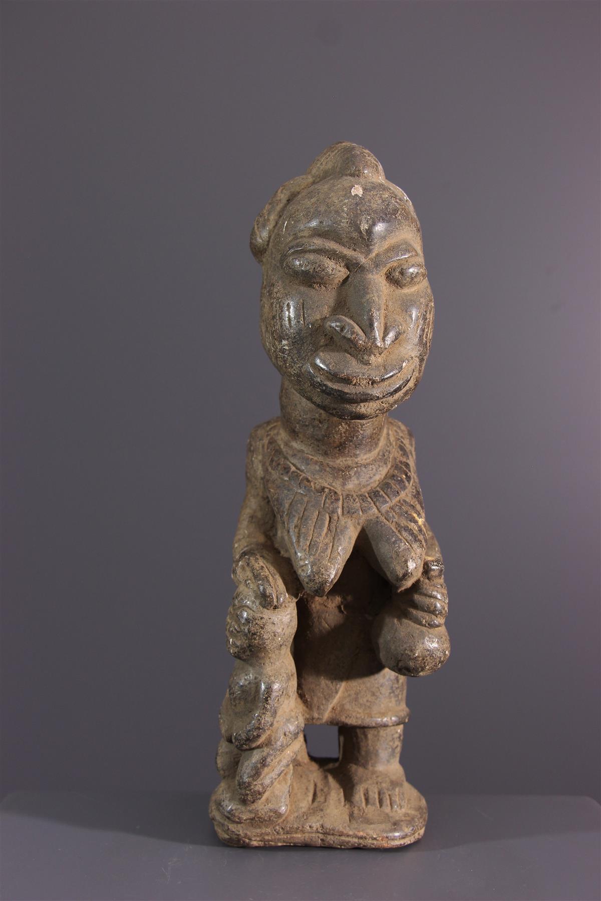 Statue Sapi - Art africain