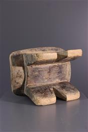 Tabourets, chaises, trônesSiège Senoufo