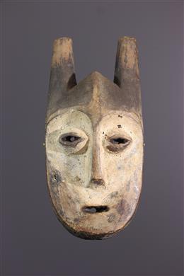 Art africain - Masque Lega Kayamba