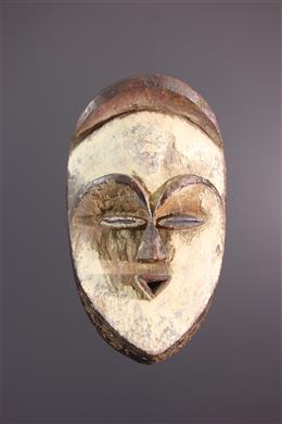 Masque Vuvi / Tsogho Gabon