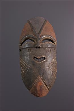 Art africain - Masque Mbole