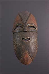 Masque africainMasque Mbole
