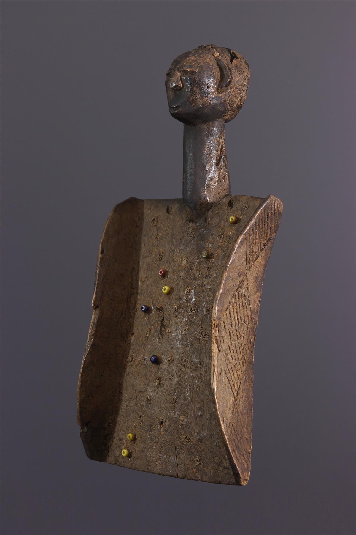 Planche Luba - Art africain