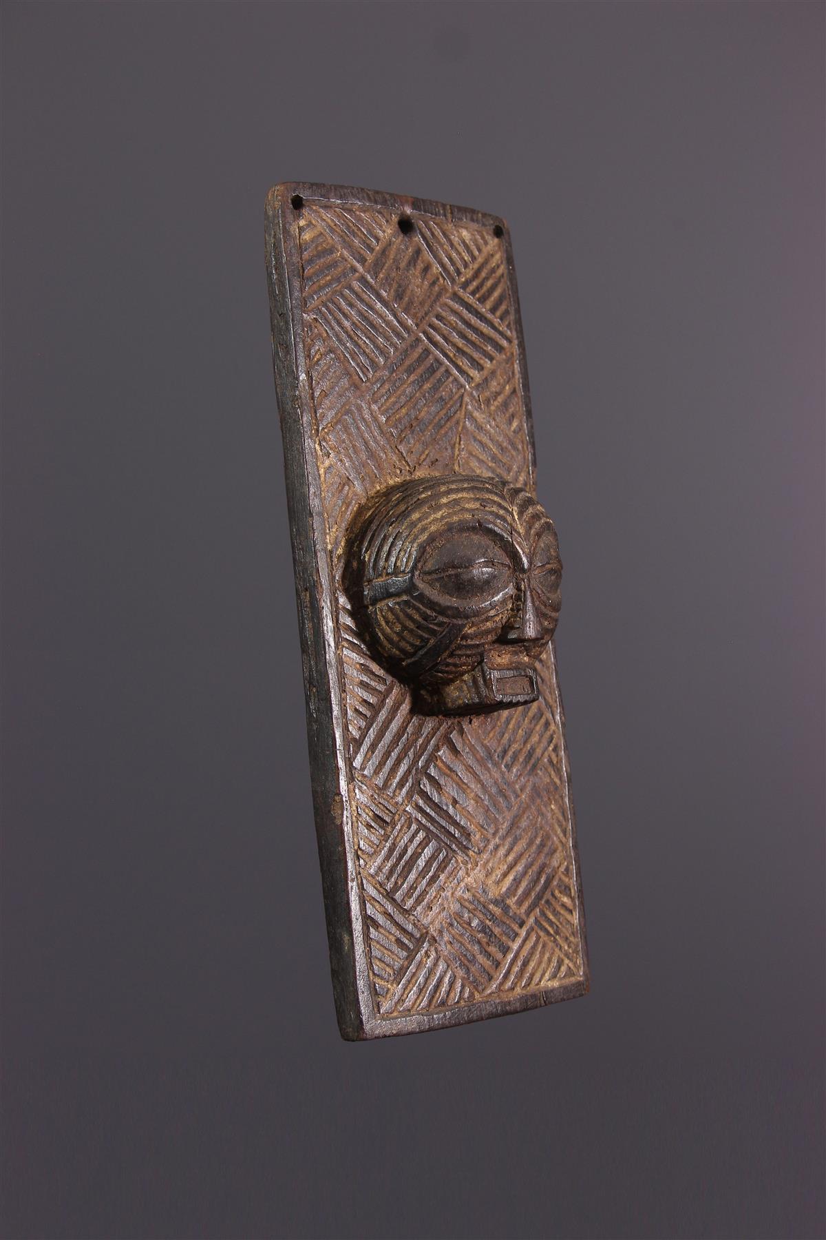 Miniature Luba - Art africain