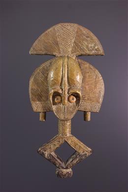 Art africain - Figure de reliquaire Kota Ngulu