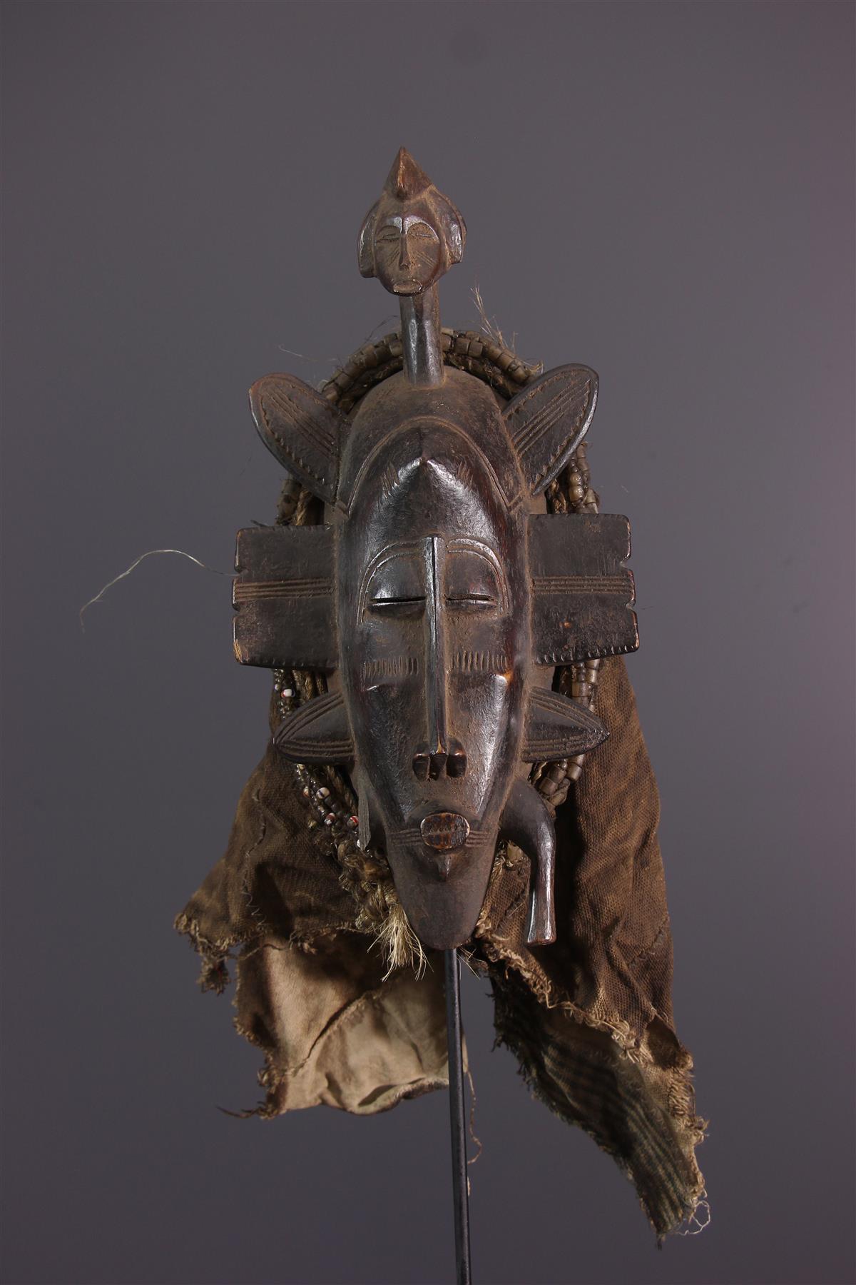 Masque Senoufo - Art africain