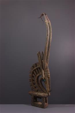 Art africain - Cimier Tyiwara, Ci wara Bamana