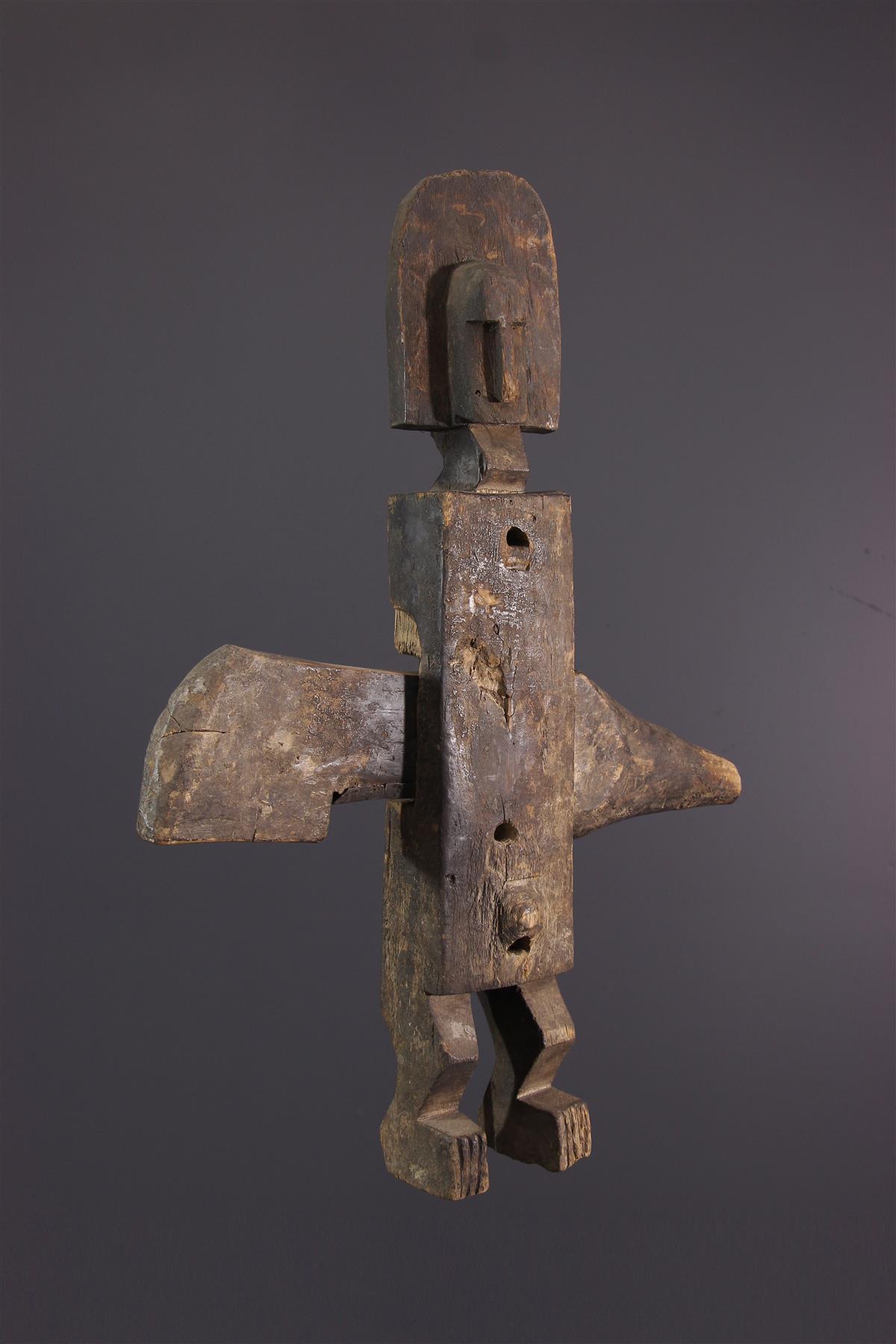 Serrure Bambara - Art africain