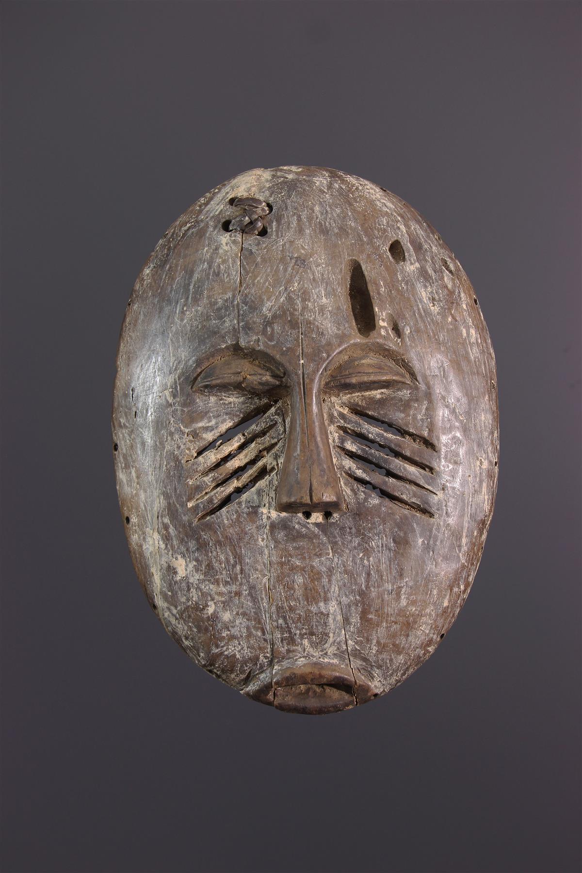 Masque Yela - Art africain