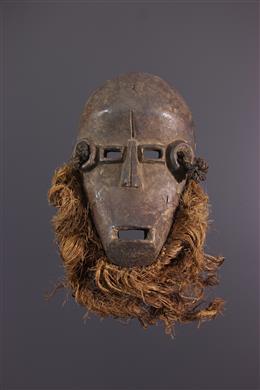 Masque d initiation Nyanga Mambela