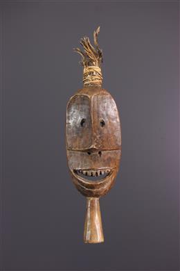 Art africain - Masque Lombi
