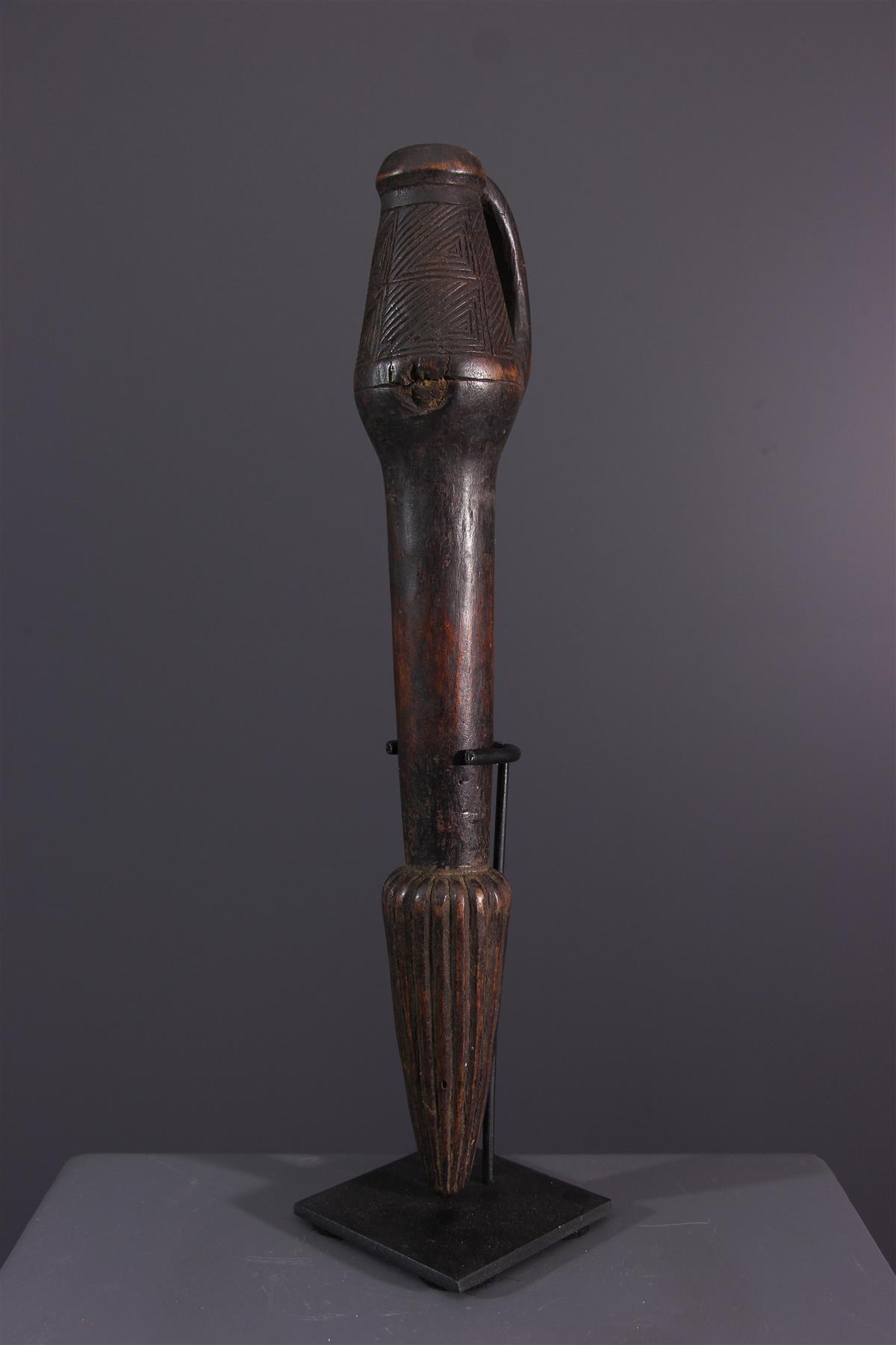 Sifflet Kuba - Art africain