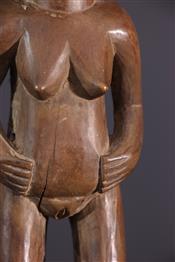 Statues africainesStatuette Lwalwa