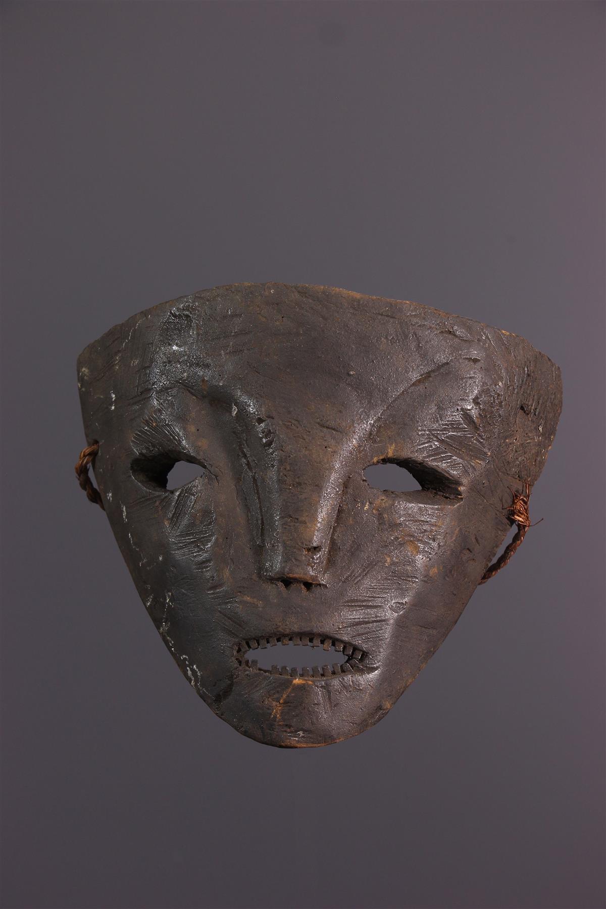 Masque Ndaka - Art africain
