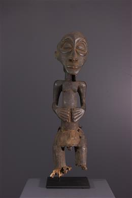 Art africain - Figure dancêtre Hemba/ Luba  Singiti