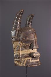 Masque africainMasque Bushoong