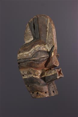 Art africain - Masquette Songye Kifwebe