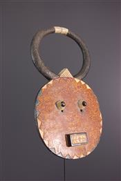 Masque africainMasque Kplé-kplé
