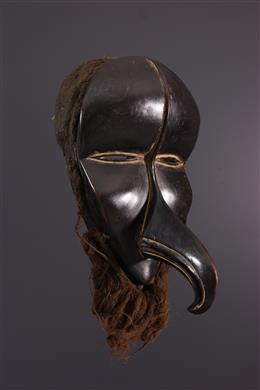 Art africain - Masque Dan / Maou Gagon