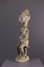 MaternitéStatue Baoulé